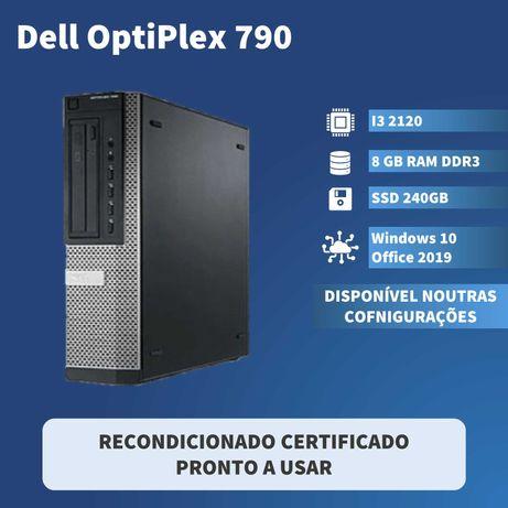 Dell Optilex 790 - i3 2120 8GB RAM