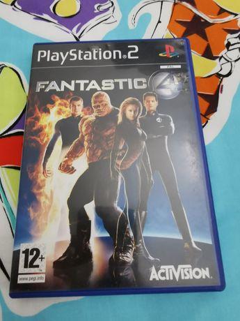 PS2 - Fantastic 4