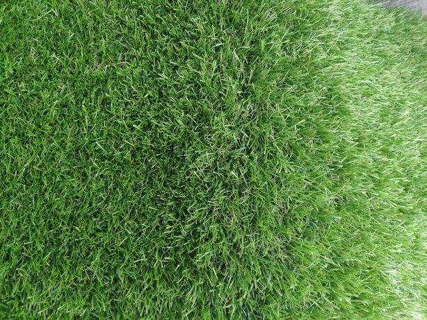 Трава штучна. Штучний газон