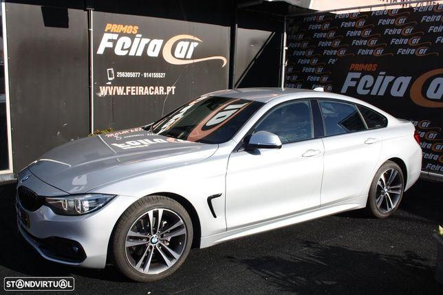 BMW 418 d Line Sport Auto