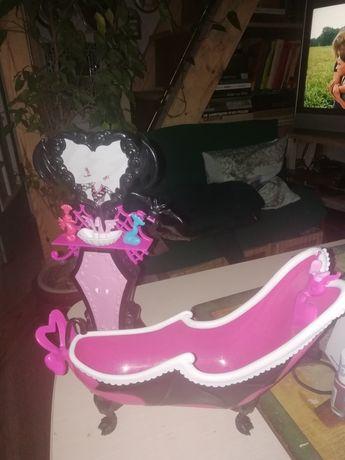 мебель, ванная для куклы monster high