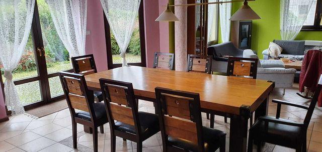 Ekskluzywne meble VINOTTI YAZIKO stół krzesła ława