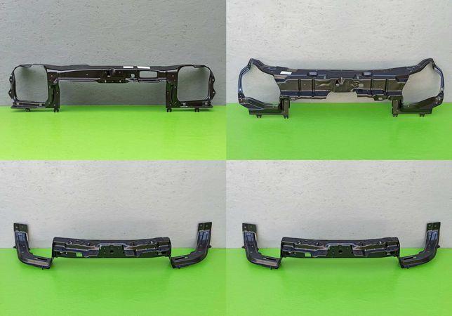 Передняя панель Телевизор Бампер на Fiat Doblo Фиат Добло