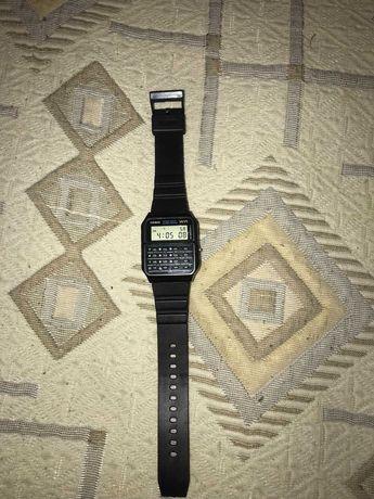 Часы с калькулятором Casio CA53W-1