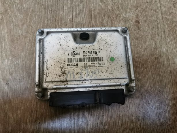 Sterownik silnika VW Golf IV 1.4 16v