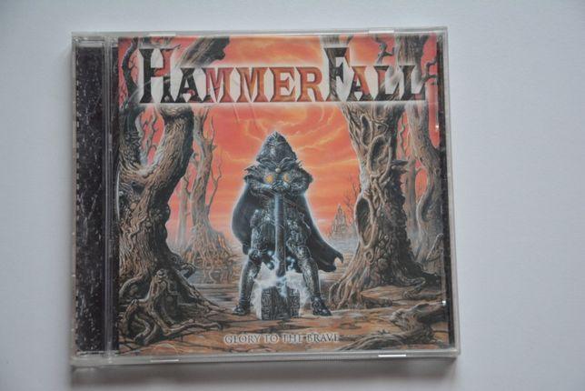 Продам диск группы Hammerfall - Glory To The Brave 1997