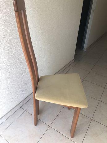 4 cadeiras de mesa