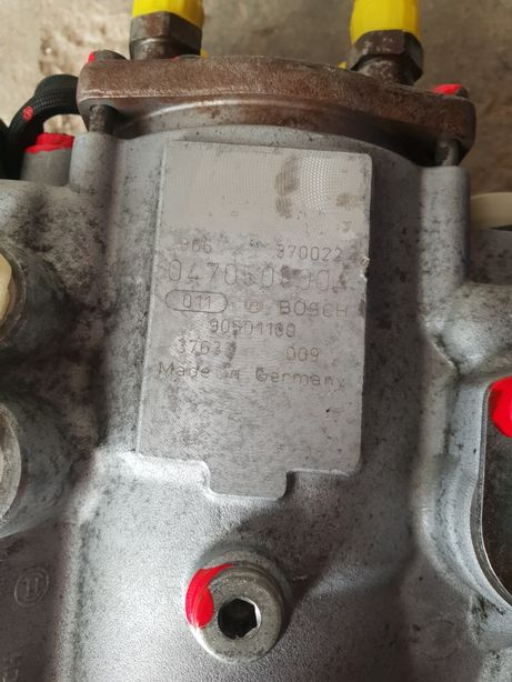 ТНВД opel опель 003, 004,009, 011, 015,016 топливный высокого давления