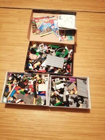 Klocki Lego mix 4,5 kg