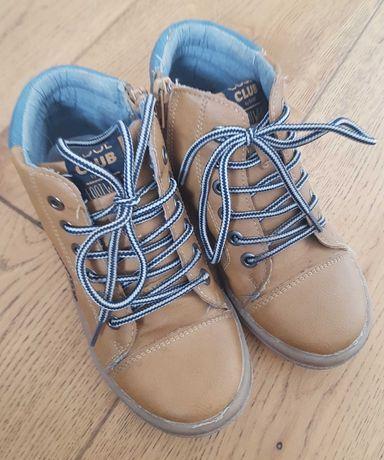Buty chłopięce przejściowe 31 SMYK