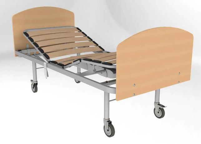 Cama hospitalar articulada electrica