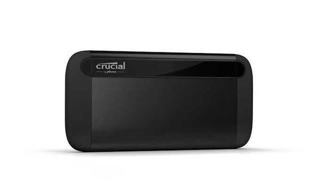SSD 1TB Crucial X8 1050 MB/s USB 3.1 Gen2