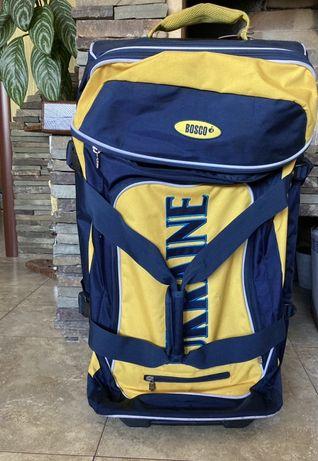 Спортивна  сумка для подорожей  bosco sport