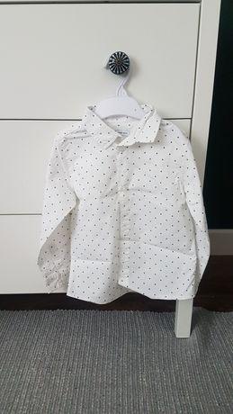 Koszula chłopięca z długim rękawem Reseved 98