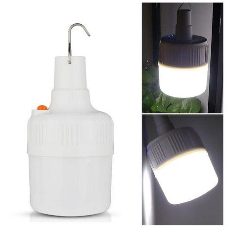 Лампа для кемпинга с аккумулятором светильник фонарь