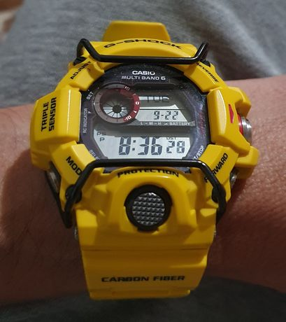 Bullbar do Casio GW-9400 RANGEMAN
