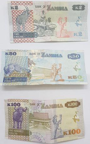 Notas África