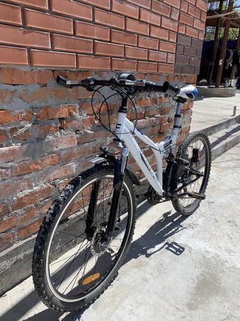 Велосипед двухподвес  Crosswind