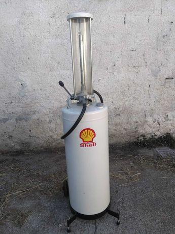 Bomba gasolina antiga/coleção