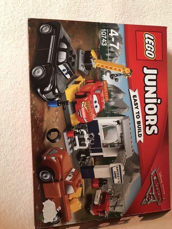 Lego 10743 Auta bardzo atrakcyjny zestaw 3 autka