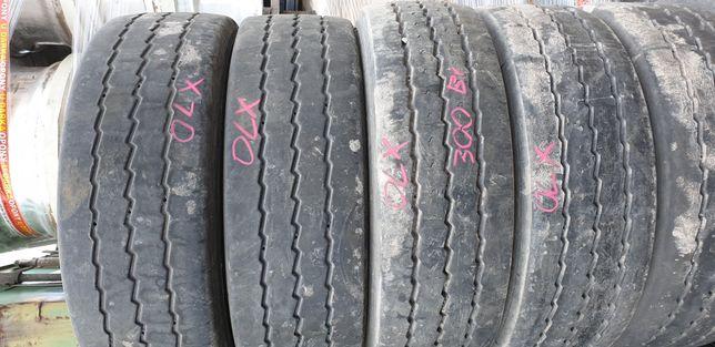 Używane oryginaly naczepowe Michelin 205/65R17.5 Maxitrailer