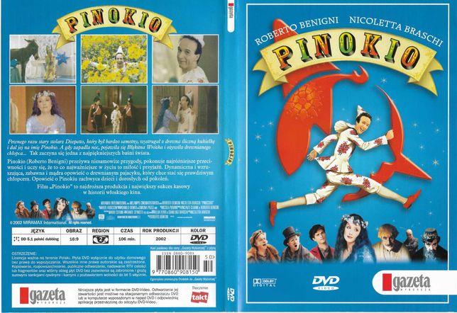 Film DVD Pinokio