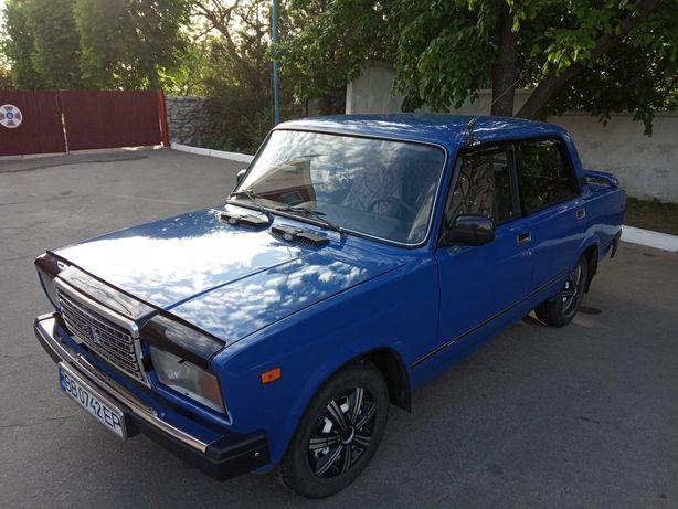 ВАЗ-2107, 1987 года
