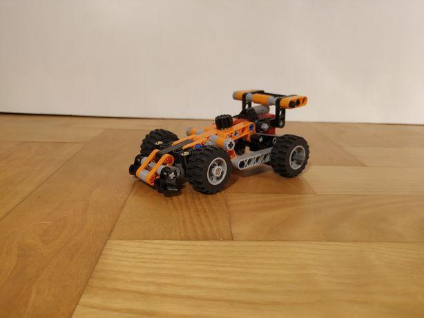 Lego TECHNIC 9390 Samochodzik/ Ciężarówka 2w1+ instrukcja!