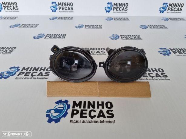 Faróis de Nevoeiro BMW E46/E39 Escurecidos