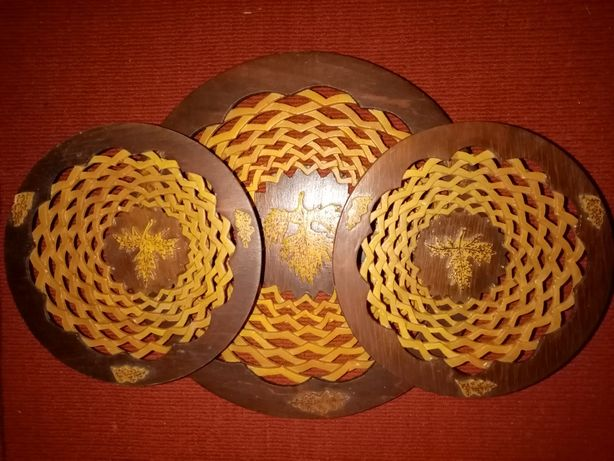 Тарілки декоративні