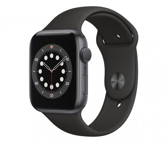 Nowy Apple Watch 6 44mm Space Gray M00H3WB/A