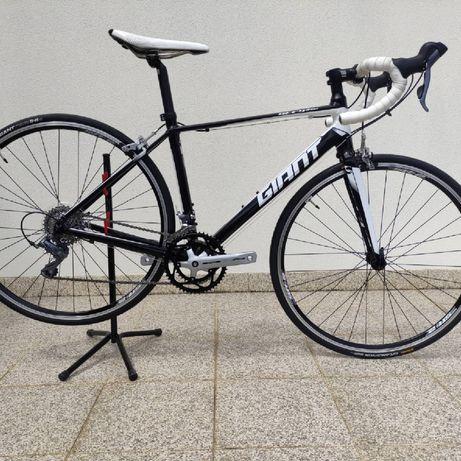 Bicicleta GIANT DEFY ALUXX usados 2 vezes