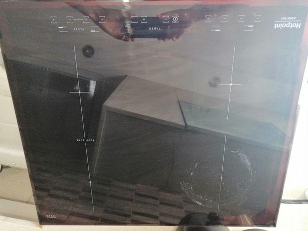 Placa indução hotpoint com placa electrónica avariada