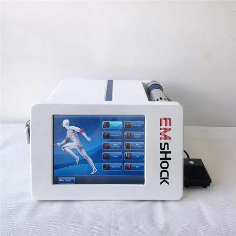 Аппарат ударно-волновой терапии и электромиостимуляции, 2 в 1, EMShock