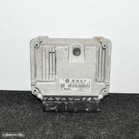 VW: 0281014075 , 03G906021PF Centralina do motor VW CADDY III Box Body/MPV (2KA, 2KH, 2CA, 2CH) 1.9 TDI