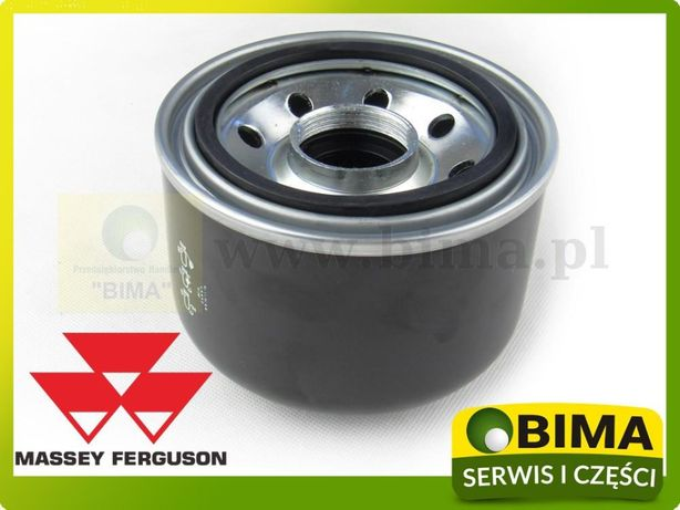 Filtr oleju hydrauliki Renault Ares MF Massey Ferguson 3060,3080,3090