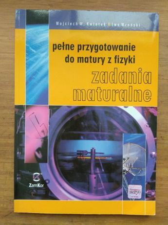Pełne przygotowanie do matury z fizyki zadania maturalne + gratis