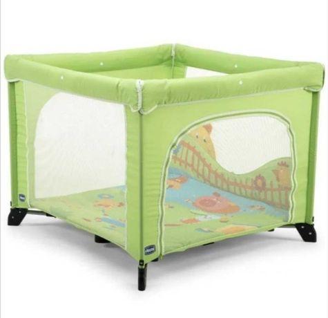 NOVO Parque para bebés da CHICCO Open Country Green