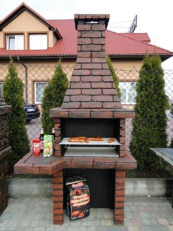 Grill betonowy kominek super cena Producent ! k4