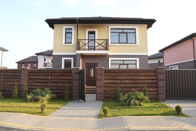 Будинок з ремонтом та меблями 165м2, 5 соток, 4 кімнати.