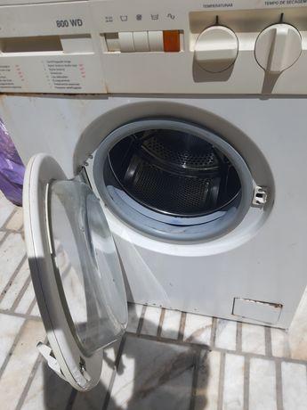 Maquina lavar e secar