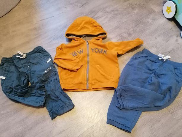 Bluza i spodnie rozmiar 74 - 80
