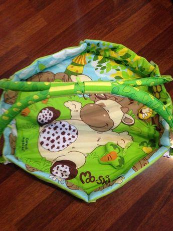 Развивающий коврик Canpol babies (Канпол Бебис) Веселая ферма
