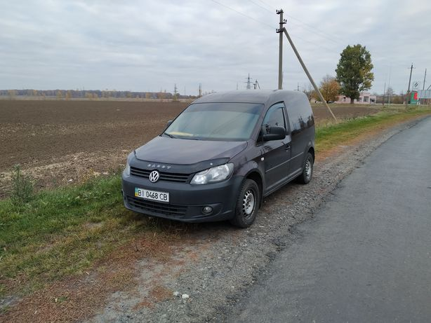 Volkswagen caddy 2012рок