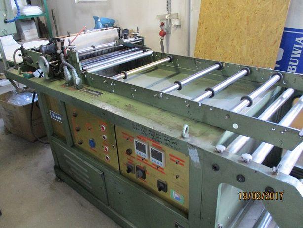Lemo Automat zgrzewarka do folii worków foliowych folia
