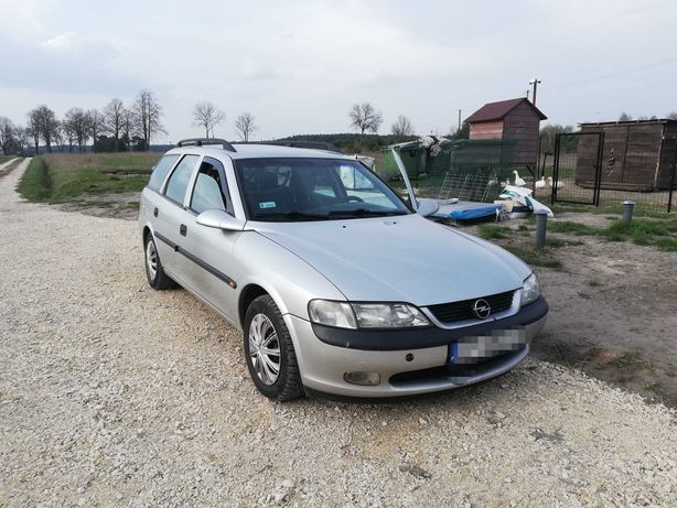 Opel Vectra B Kombi 1.6 benzyna+gaz