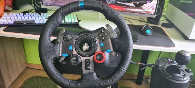 Kierownica G29 + shifter kompatybilna z PC/PS4