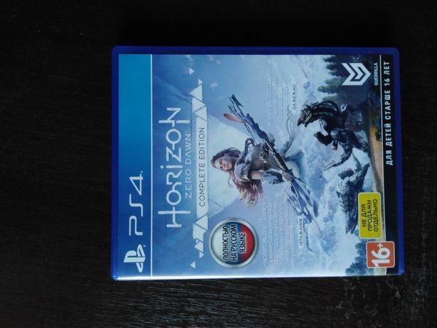 Продам, обміняю horizon zero dawn: complete edition + dls frozen wilds