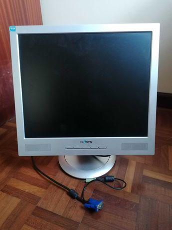 """Monitor ProView PA788KP 17 """"TFT"""