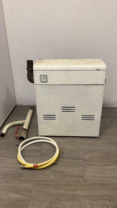 Газовый котел Термобар с новой автоматикой и термопарой. + обвязка Юровка - изображение 1